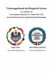 Verfassungsurkunde des Königreichs Sachsen