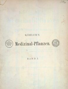 Köhlers Medizinal-Pflanzen – Band 1