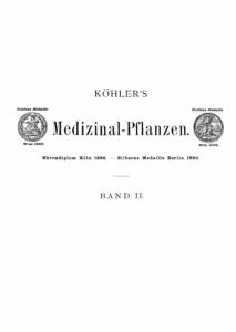 Köhlers Medizinal-Pflanzen – Band 2