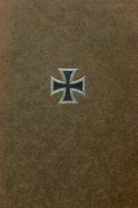 Zur Erinnerung an Dr Georg Meyer – Hauptmann d R – geboren am 09 Mai 1873 zu Hannover – gefallen fürs Vaterland am 15 Dezember 1916 vor Verdun