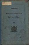 Handbuch über den Königlich Preußischen Hof und Staat