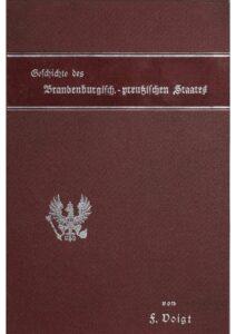 Geschichte des brandenburgisch-preußischen Staates