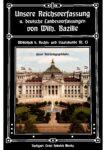 Unsere Reichsverfassung und deutsche Landesverfassungen